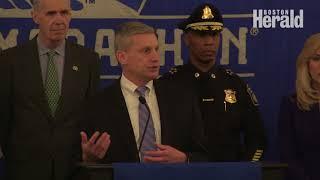 Officials prepare for active shooter scenario, other threats at 2018 Boston Marathon
