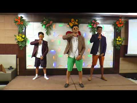 Standing comedy Dance || mix songs || Sandip Dabhade (Dashing Dance Crew)