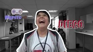 ¿Cómo sobrevivir más en Fortnite? - Accelgor y PepitoXD en #YoutuberKids