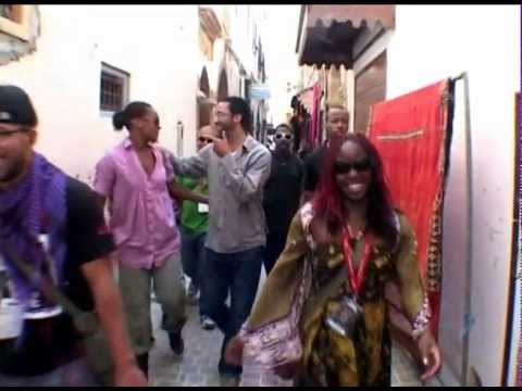 """""""Seven Days in Morocco"""" Step Afrika! some where in Essaouira, Morocco (promo)"""