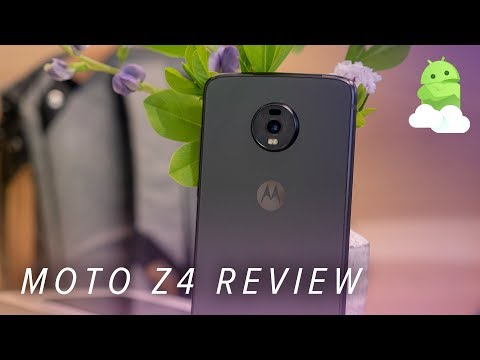 Moto Z4 review: Here we go again