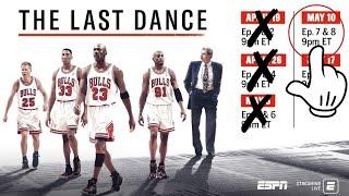 #LastDance #Jordan #Bulls #ESPN WE LIVE!!!  REACTION TO ESPN LAST DANCE EP. 7 & 8