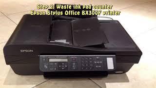 Reset Epson Stylus Office BX30…