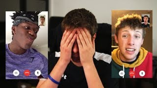 SIDEMEN CHARITY MATCH *SECRET INFO* FT ...