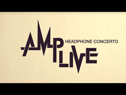 Amp Live 5 Run Back Feat Saint Tiimbre