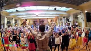 WODZIREJ DLA DZIECI - bal karnawałowy wspólny taniec - Alvaro Soler Sofia