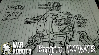 Drawing Fujin Wwr!