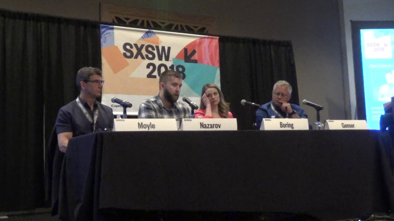 SXSW Smart Contracts Are We Getting Rid Of Lawyers Part 1