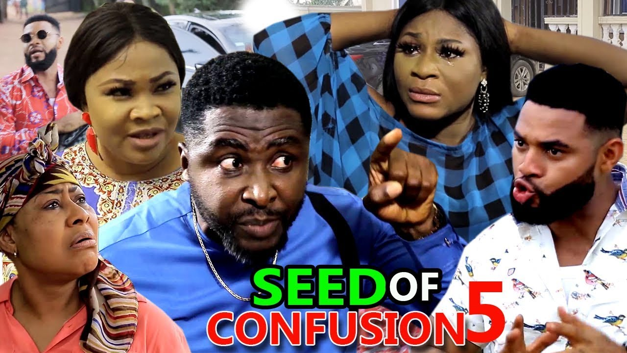 Download SEED OF CONFUSION SEASON 5 - (New Movie) 2019 Latest Nigerian Nollywood Movie Full HD