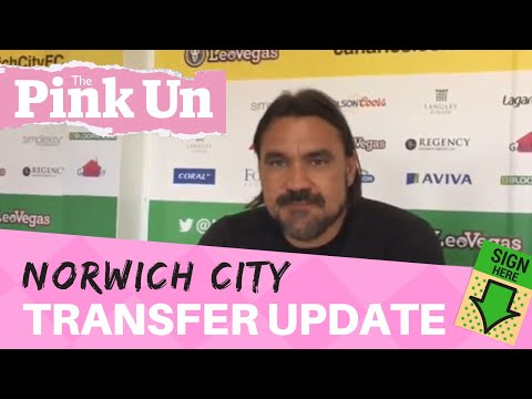 Norwich City transfer rumours | Farke on Hoolahan, Watkins, Raggett & more