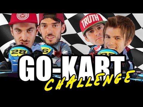 GO-KART CHALLENGE EPICA - IPantellas Vs TheShow