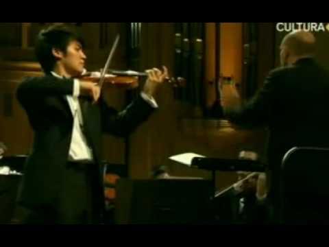 Ray Chen | Mendelssohn Violin Concerto | 1st Mvt | Queen Elisabeth | 1 of 2 | 2009