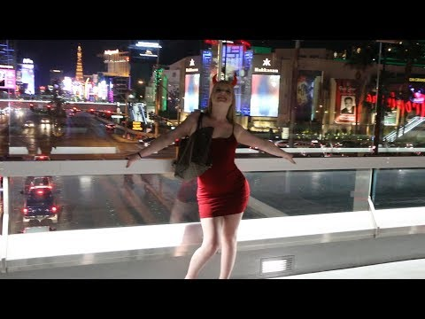 Sin City !!! LAS VEGAS NEVADA NIGHT SCENES 2018