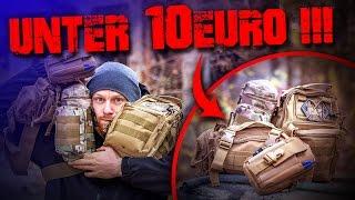 Günstige Outdoor Ausrüstung - EDC - Survival Bushcraft Camping Deutschland Deutsch