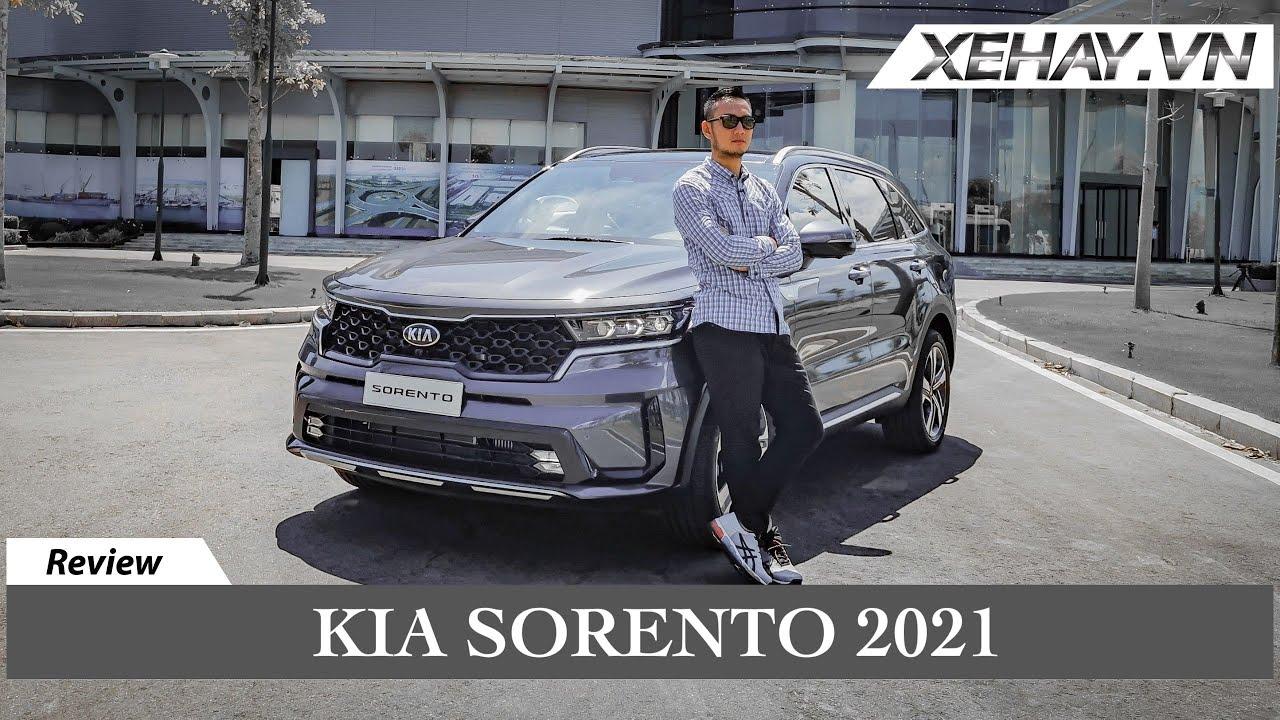 Tất tần tật về Kia Sorento 2021 - Đối thủ đáng gờm trong phân khúc SUV |XEHAY.VN|
