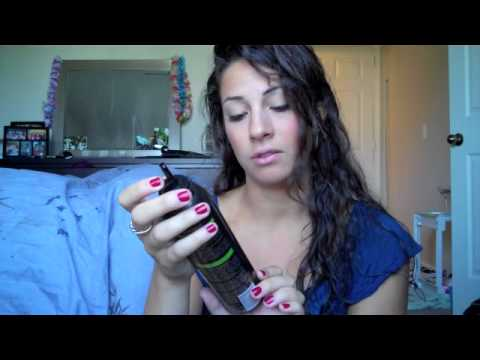 how-to-curl-hair-by-scrunching:-summer-curls