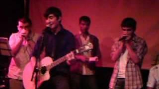 Concert of Urish Band in Ulikhanyan Club !!!