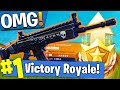 *NEW* UPGRADED SCAR?! NEW BEST AR IN FORTNITE!! Fortnite: Save The World