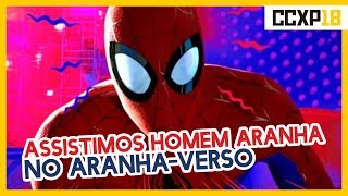 HOMEM-ARANHA NO ARANHA-VERSO | PRIMEIRAS IMPRESSÕES