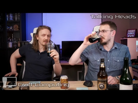 Best Of Beer And Tech April Fools, Intel Optane DIMMs, Valve Index - Talking Heads Ep.076