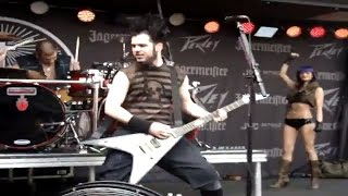 Static-X | Live at Rock on the Range 2009 [FULL - HD]