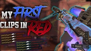MY FIRST CLIPS IN RED *INSANE* CLIP