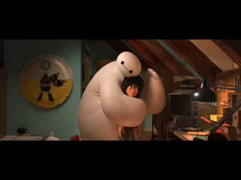 Big Hero 6 empathy scene