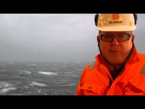 20150216 Norway Offshore Weather Report