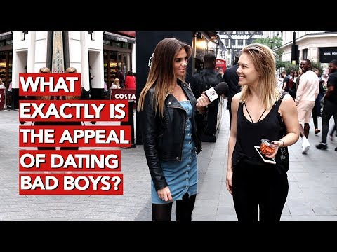 What Exactly Is The Appeal Of Dating Bad Boys?
