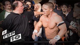 Hostile crowd reactions: WWE Top 10