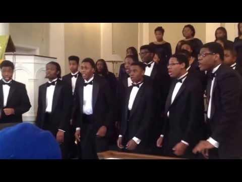 Cass Tech High School Concert Choir- Ezekiel Saw De Wheel by Moses Hogan