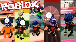 5 ROBOS ALL CITY ? JAILBREAK ROBLOX