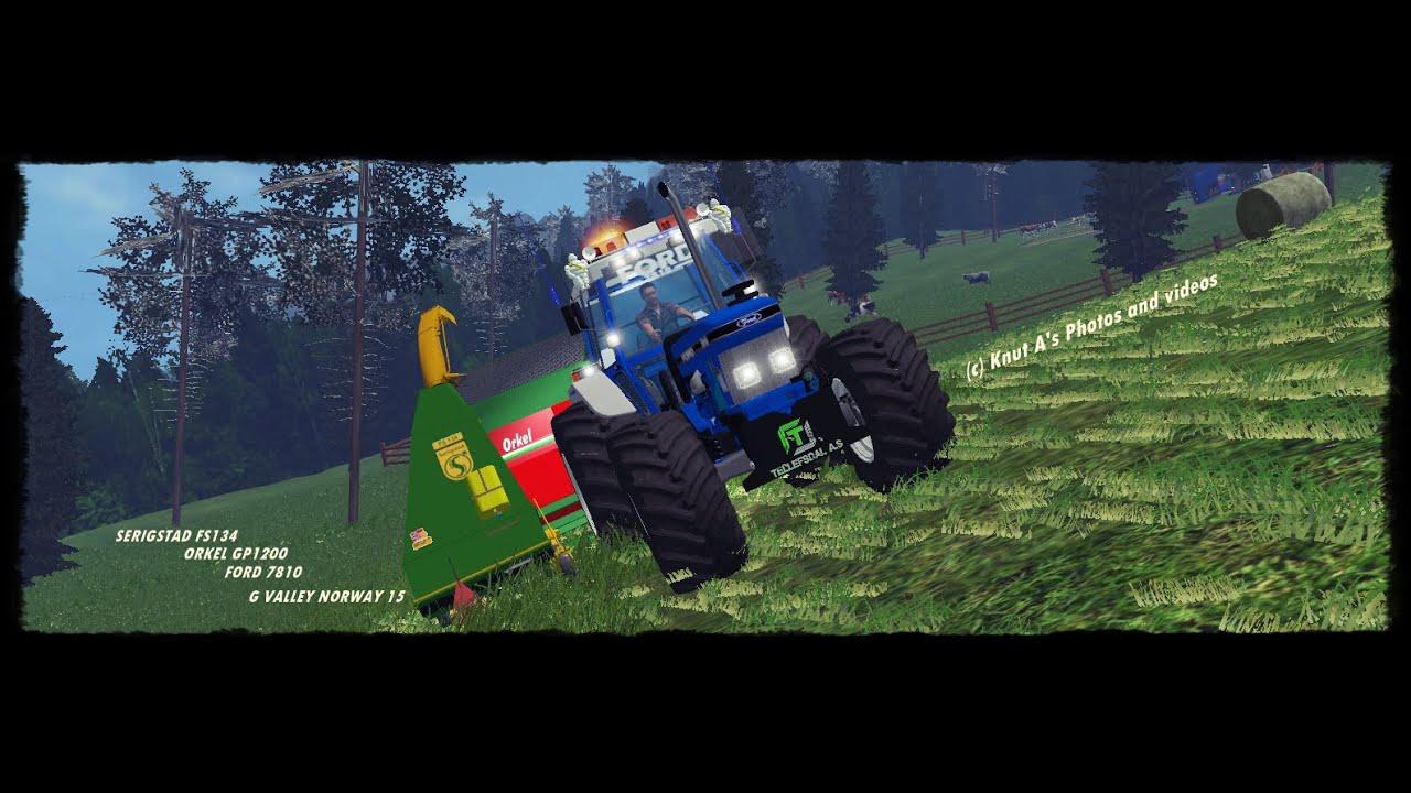 Orkel GP Farming Simulator YouTube - Norway map farming simulator 2013