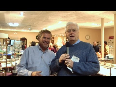 Will Buy Local Member Social Event, David Nelson Jewelry, Joliet, IL.