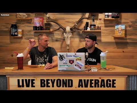 #LiveBeyondAverage Podcast 183 || Kicking Off Summer Training-Disigning A Plan