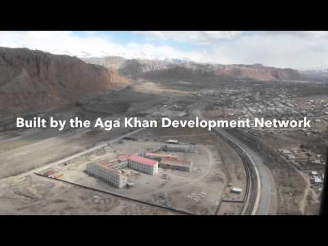 Kyrgyzstan and The University of Central Asia