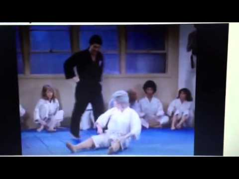 Marshall R Teague Karate 1984