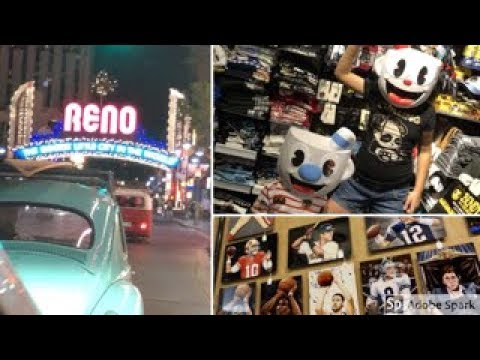 Reno Part 1!