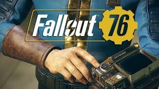 FALLOUT MMO? YES PLEASE, SO FAR IT'S AWESOME! | Fallout 76 Beta | Let's Play Gameplay | E01
