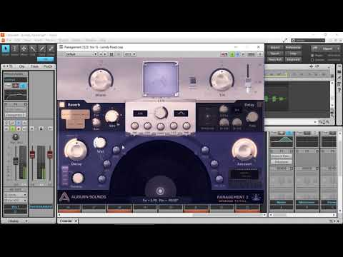 Panagement 2 FREE VST By Auburn Sounds. Review & Giveaway
