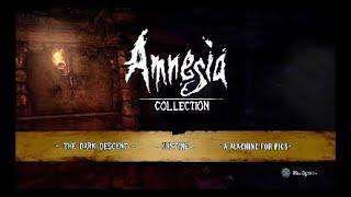 Amnesia Collection - ТЕМНЫЙ СПУСК #2 - УЖАСЫ НАЧИНАЮТСЯ