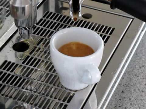Wega E61 Espresso Test