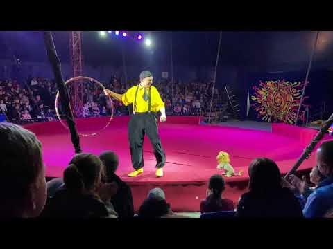 """Большой Российский  Цирк Шапито """"Grand""""- Волки в городе. Атырау 2019"""
