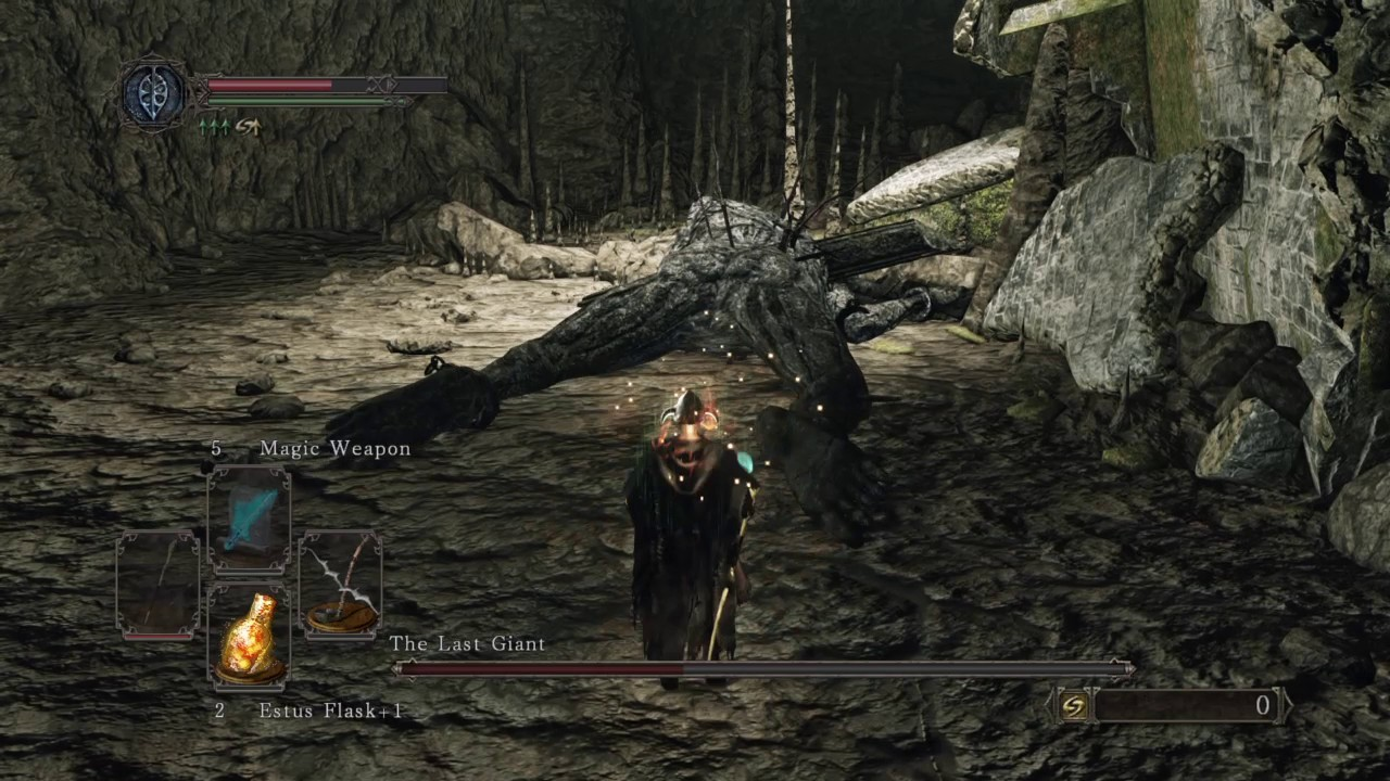 How I Beat Dark Souls 2 Using a Ladle, Part 2: Timber