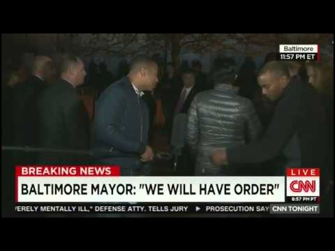 Maryland Governor, Baltimore Mayor Walk Off Interview and disses Don Lemon