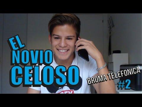 EL NOVIO CELOSO | Broma Telefónica #2 | Mrpaulferrer