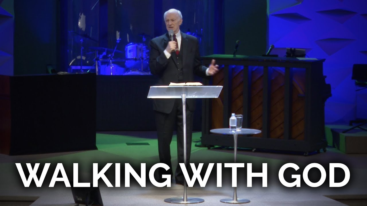 Walking with God - Lee Stoneking