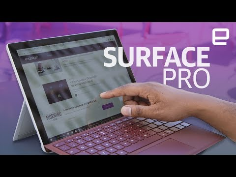 Thumbnail: Surface Pro (2017) Review