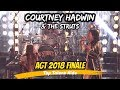 Courtney Hadwin And The Struts AGT 2018 Finale mp3