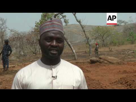 Police: Gunmen kidnap two Germans in Nigeria